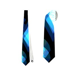 Blue light Neckties (One Side)