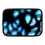 Blue light Netbook Case (Medium)  Front