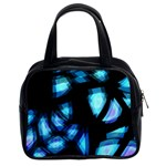 Blue light Classic Handbags (2 Sides) Front