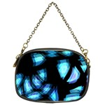 Blue light Chain Purses (One Side)  Front