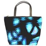 Blue light Bucket Bags Front
