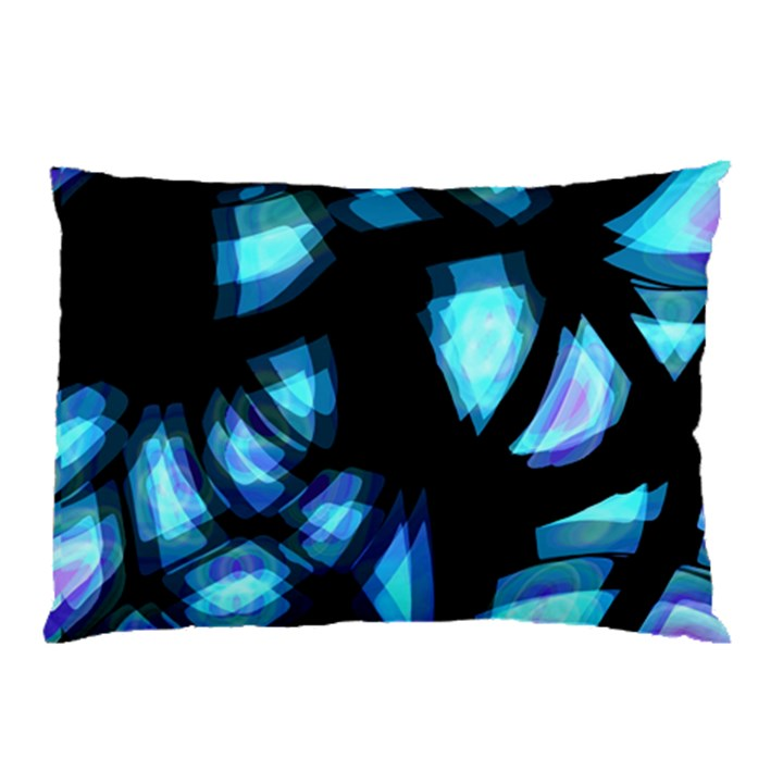 Blue light Pillow Case