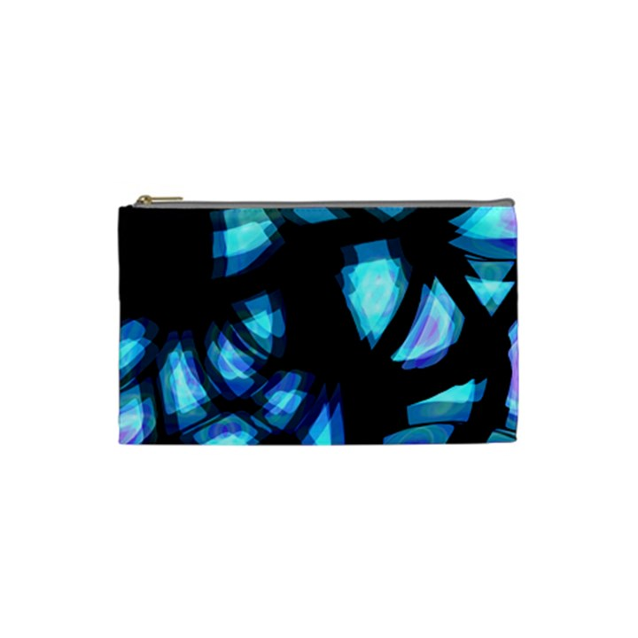 Blue light Cosmetic Bag (Small)