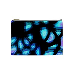 Blue light Cosmetic Bag (Medium)