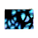 Blue light Cosmetic Bag (Large)  Back