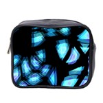 Blue light Mini Toiletries Bag 2-Side Front