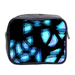Blue light Mini Toiletries Bag 2-Side Back