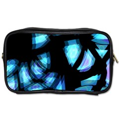 Blue Light Toiletries Bags