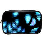 Blue light Toiletries Bags 2-Side Back