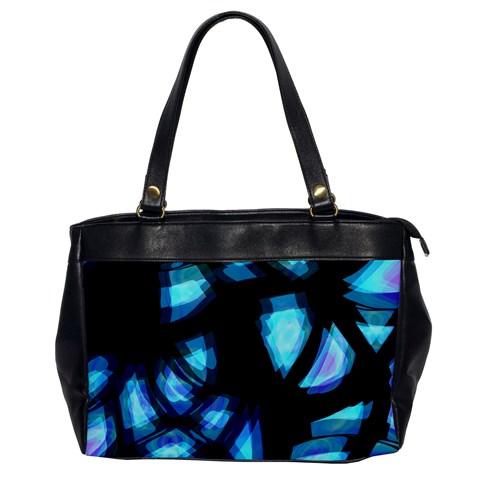 Blue light Office Handbags
