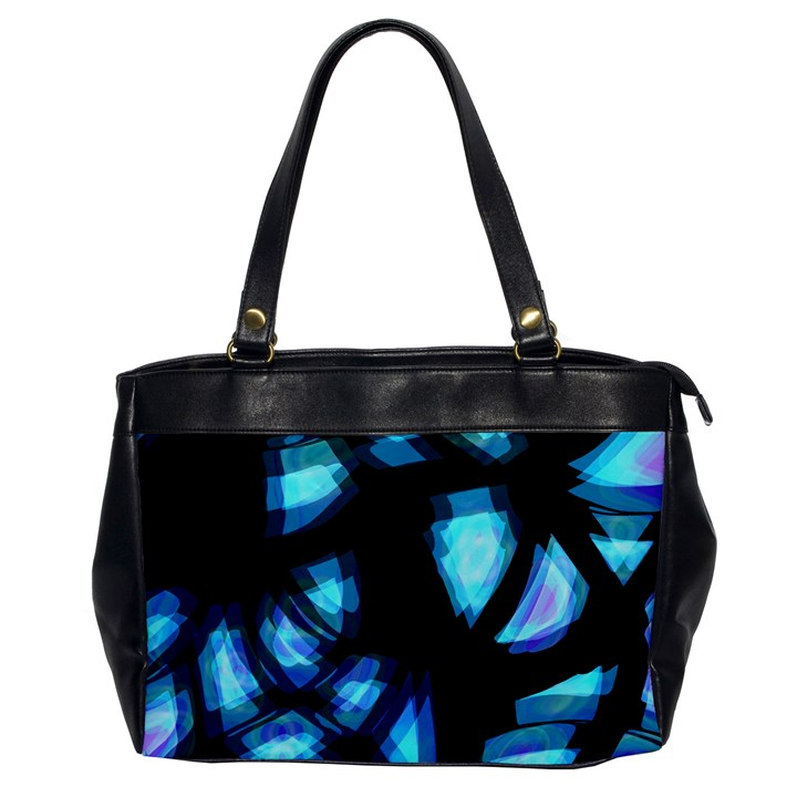 Blue light Office Handbags