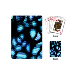 Blue light Playing Cards (Mini)  Back