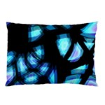 Blue light Pillow Case (Two Sides) Back