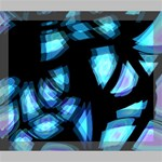 Blue light Deluxe Canvas 24  x 20   24  x 20  x 1.5  Stretched Canvas