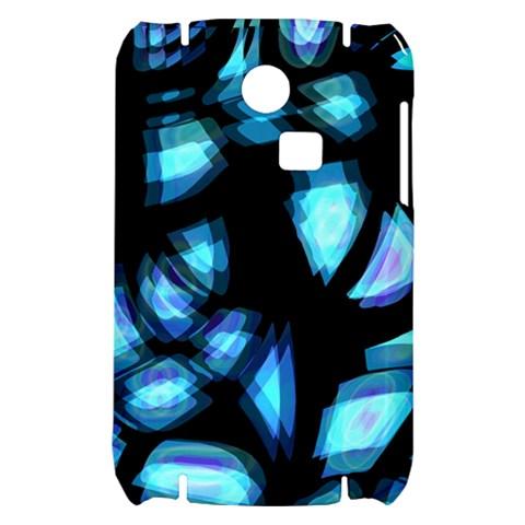 Blue light Samsung S3350 Hardshell Case