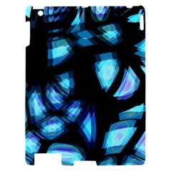 Blue light Apple iPad 2 Hardshell Case