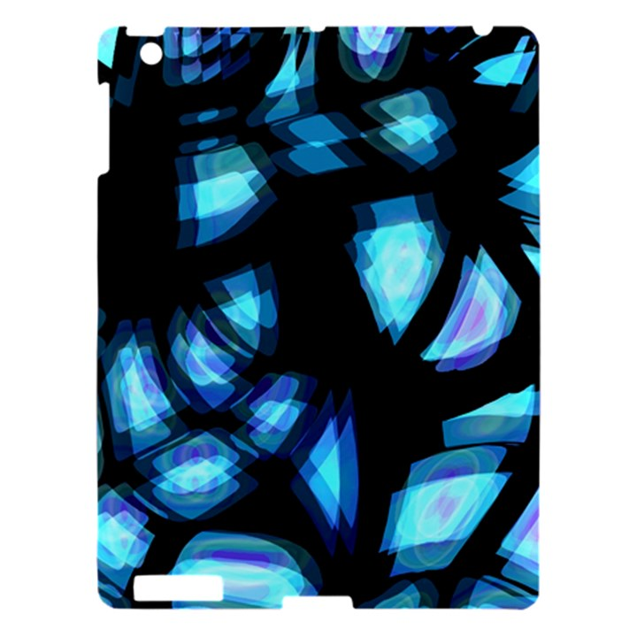 Blue light Apple iPad 3/4 Hardshell Case