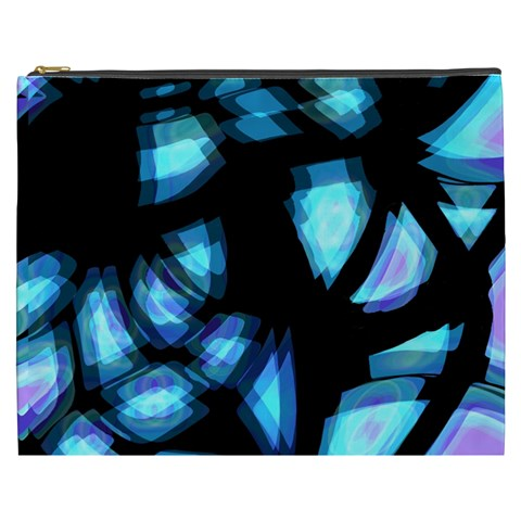 Blue light Cosmetic Bag (XXXL)