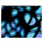 Blue light Cosmetic Bag (XXXL)  Back