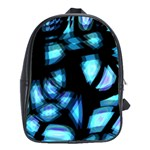 Blue light School Bags (XL)  Front