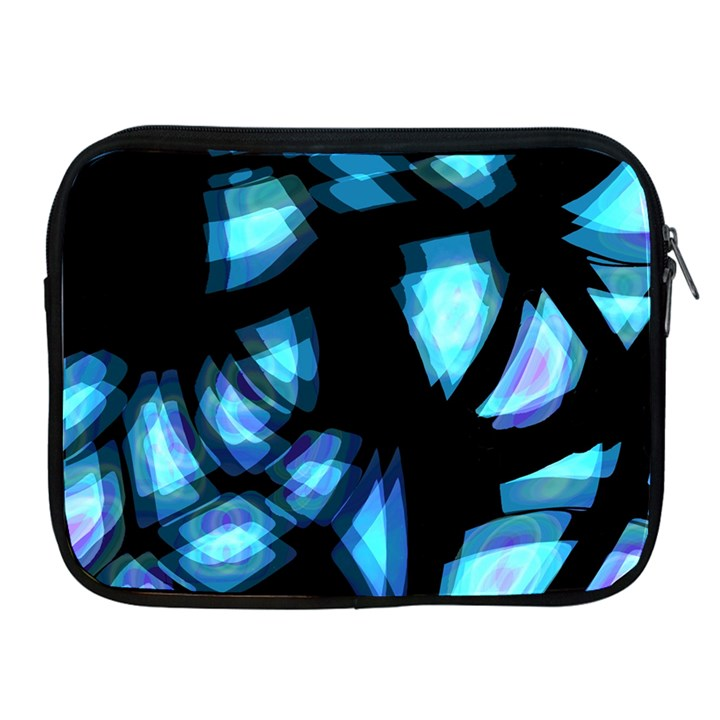 Blue light Apple iPad 2/3/4 Zipper Cases