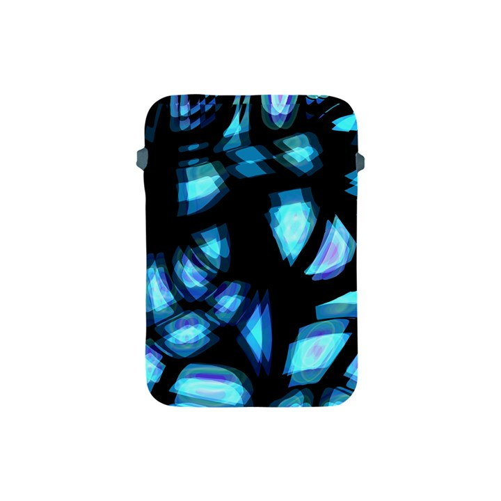 Blue light Apple iPad Mini Protective Soft Cases