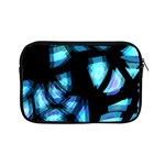 Blue light Apple iPad Mini Zipper Cases Front