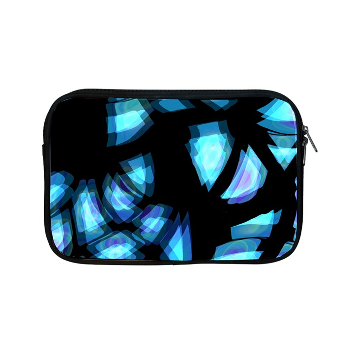 Blue light Apple iPad Mini Zipper Cases