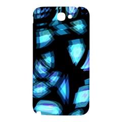 Blue light Samsung Note 2 N7100 Hardshell Back Case