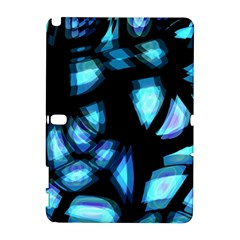 Blue light Samsung Galaxy Note 10.1 (P600) Hardshell Case