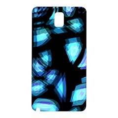 Blue light Samsung Galaxy Note 3 N9005 Hardshell Back Case
