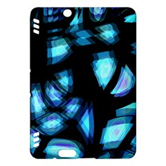 Blue light Kindle Fire HDX Hardshell Case