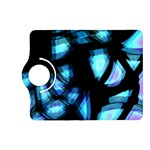 Blue light Kindle Fire HD (2013) Flip 360 Case Front