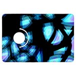 Blue light Kindle Fire HDX Flip 360 Case Front