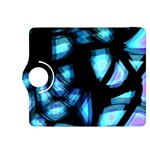 Blue light Kindle Fire HDX 8.9  Flip 360 Case Front