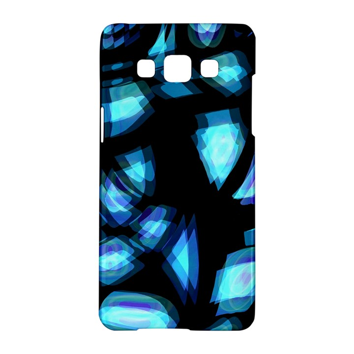Blue light Samsung Galaxy A5 Hardshell Case