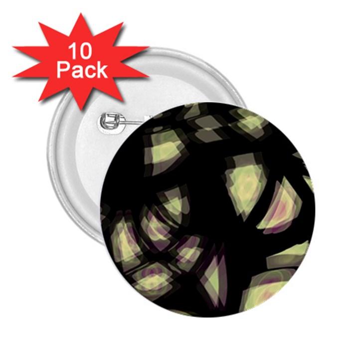 Follow the light 2.25  Buttons (10 pack)