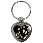 Follow the light Key Chains (Heart)  Front