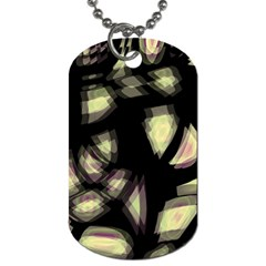 Follow the light Dog Tag (One Side)