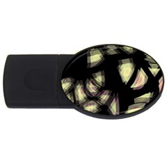 Follow The Light Usb Flash Drive Oval (2 Gb)