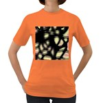 Follow the light Women s Dark T-Shirt Front