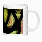 Follow the light Night Luminous Mugs Right