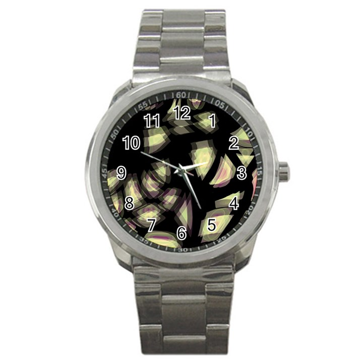 Follow the light Sport Metal Watch