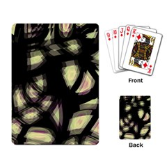 Follow the light Playing Card