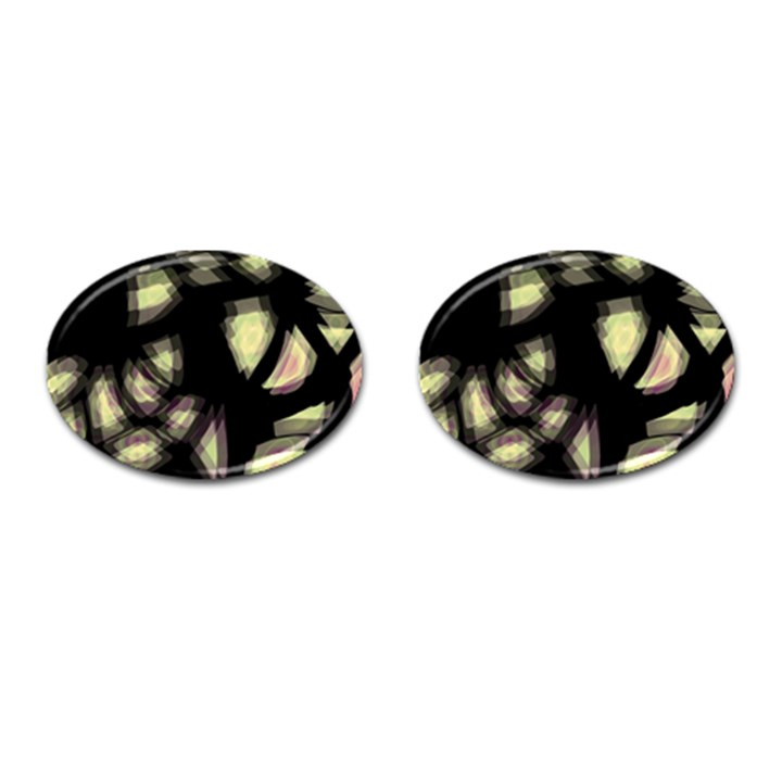 Follow the light Cufflinks (Oval)