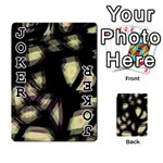 Follow the light Playing Cards 54 Designs  Front - Joker1
