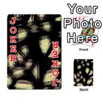 Follow the light Playing Cards 54 Designs  Front - Joker2