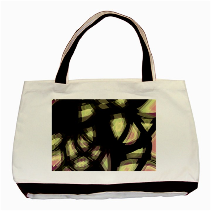 Follow the light Basic Tote Bag