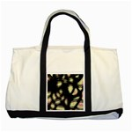 Follow the light Two Tone Tote Bag Front