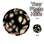 Follow the light Playing Cards 54 (Round)  Front - Diamond3